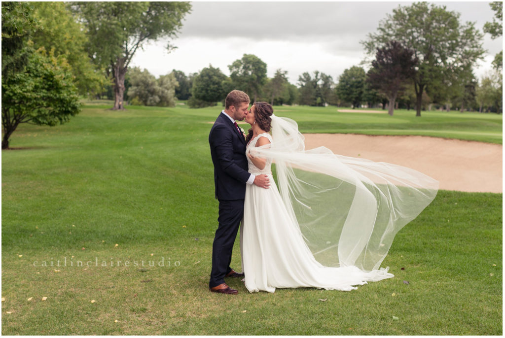 Butte Des Morts Country Club Wedding