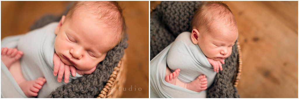 Appleton Wisconsin Newborn Photography