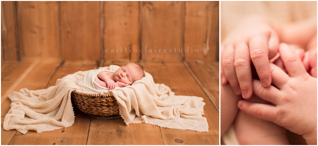 Appleton Wisconsin Newborn Photography