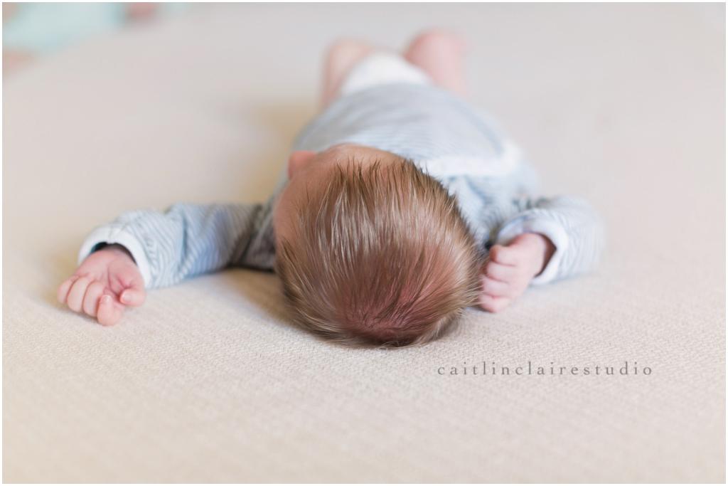 Neenah Wisconsin Newborn Photographer