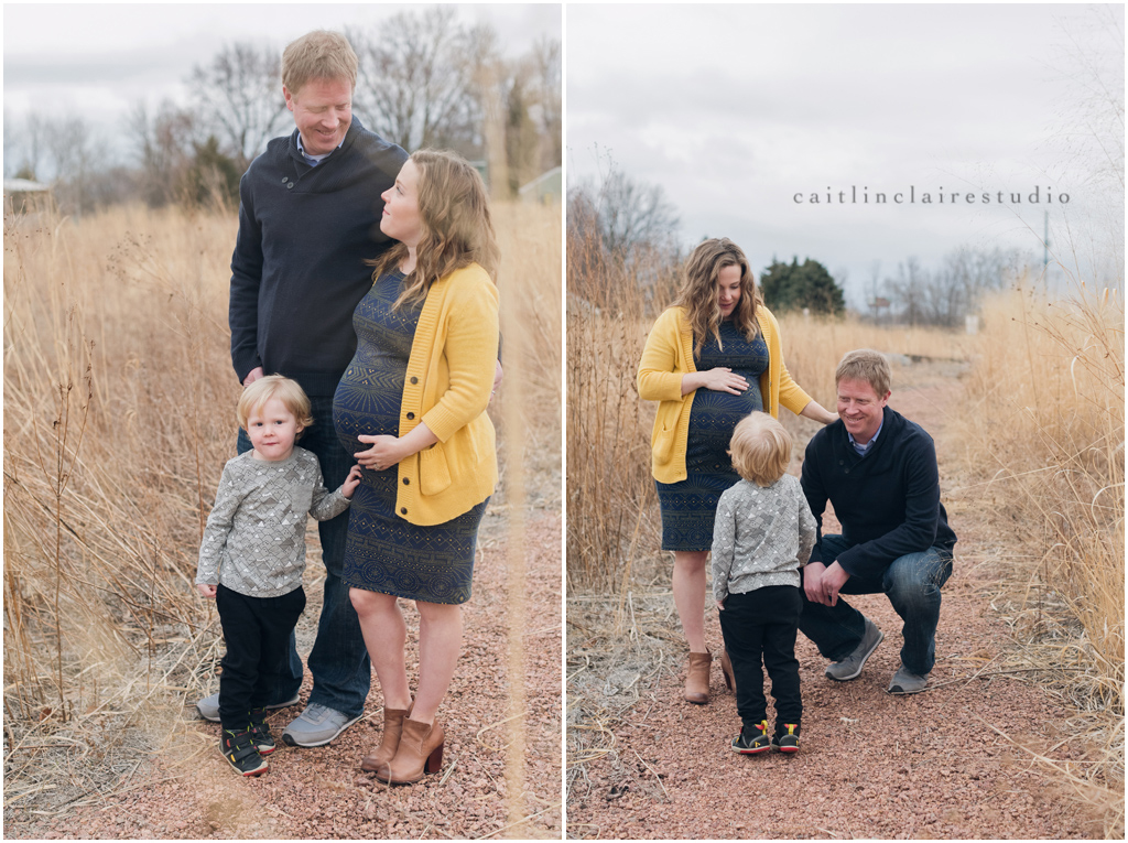 Oshkosh Wisconsin Maternity Photography