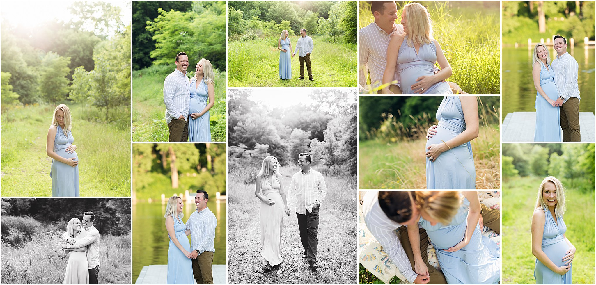 Caitlin Claire Studio Neenah Maternity Pictures