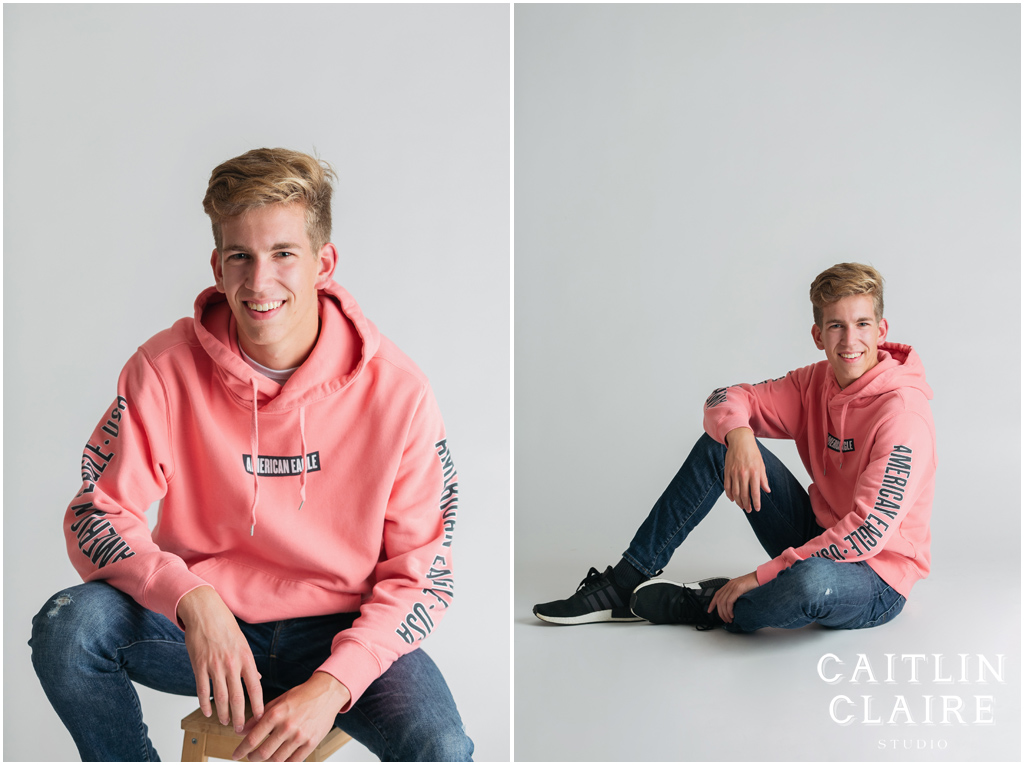 Hortonville Senior Photographer